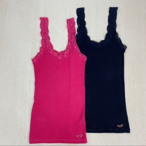 Hollister 2 Tank Tops